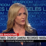 Laura Richards CNN interview