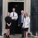 Mirror-backed campaign for anti-stalking register is taken to Downing Street